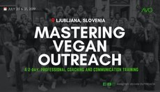 Mastering Vegan Outreach